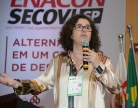 No Enacon, palestrante ensina a liderar pessoas