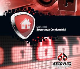Secovi-SP lança Manual de Segurança Condominial