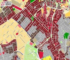 GeoSecovi organiza dados do novo Zoneamento de São Paulo