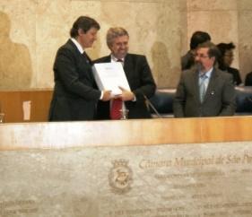 Projeto de Lei do novo Plano Diretor Estratégico da cidade está na Câmara